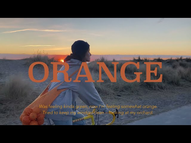 The Orange Girl – ORANGE (Official Music Video)