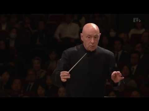 Symphony No.9  Beethoven - NHK Symphony Orchestra - Christoph Eschenbach
