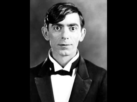 Eddie Cantor - You Don't Need Wine To Have A Wonderful Time 1919