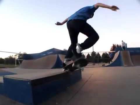 Austin Webb @ Hutchinson, KS Park