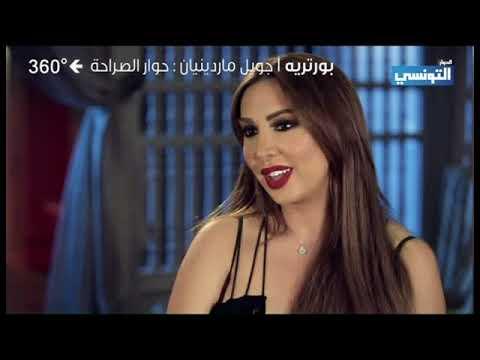360 Degrés  Joelle Mardinian في أول ظهور في وسيلة إعلام تونسية و تكشف أسرار لأول مرة