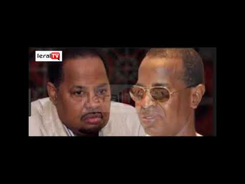 Urgent: déclaration de Ahmeth Khalifa Niasse sur son frère Sidy Lamine