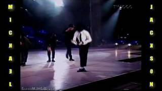 Скачать Michael Jackson Dangerous HWT Gothenburg 1997 HD Remastered