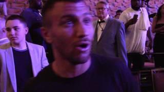 VASYL LOMACHENKO REACTS TO ANDRE WARD VS SERGEY KOVALEV 2. HoopJab Boxing thumbnail
