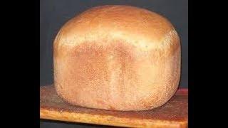 Хлебопечка KENWOOD Рецепт  выпечки  хлеба, проверенный годами.
