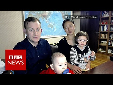 Thumbnail: Prof Robert Kelly is back & this time his wife & children are meant to be in shot! BBC News