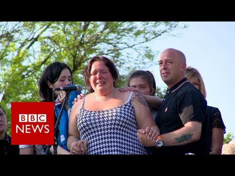 Manchester attack: 'Don't let my daughter be a victim' BBC News
