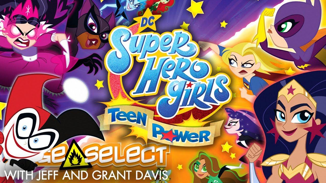 DC Super Hero Girls: Teen Power (The Dojo) Let's Play