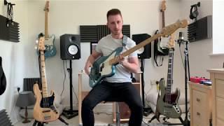 Fender Player Jaguar Bass Demo