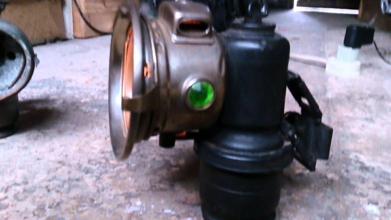Lucas Carbide Lamp - YouTube for Calcium Carbide Lamp  195sfw