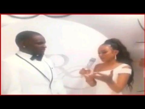 Ralo NERVOUSLY APOLOGIZES To Karrueche Tran 1,000 TIMES At GUCCI MANE WEDDING 😂