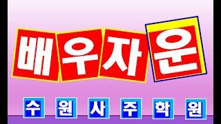 【사주시크릿】자평진전으로 풀이하는 배우자운이좋지못한사주