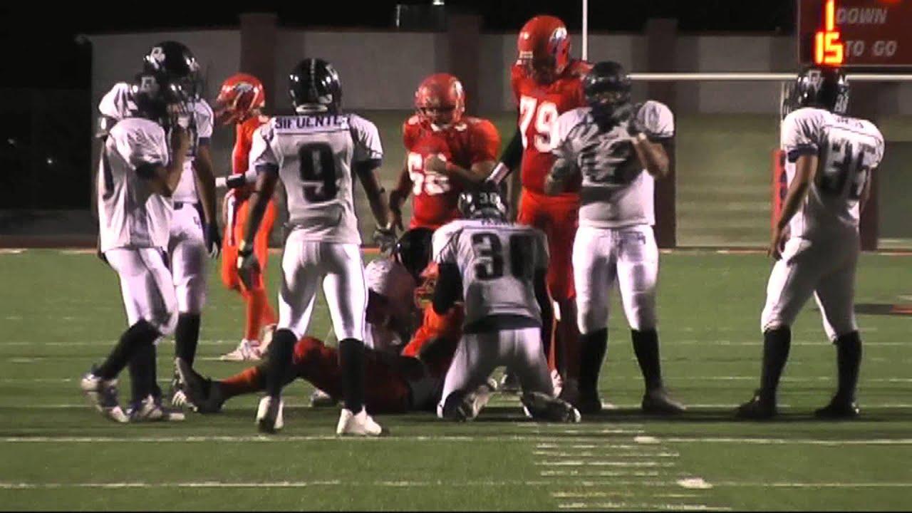 El Paso High School Football Teams Rock Not Falling Music Video