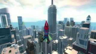 the amazing spider man 2 game first look trailer