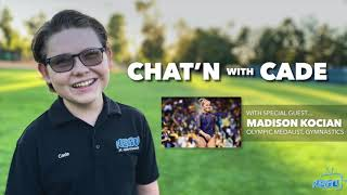 Chat'n with Cade with Guest Madison Kocian