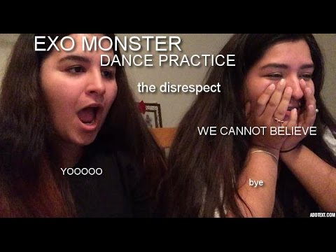 exo monster dance practice download video