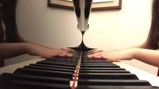 周杰倫(Jay Chou)-不能說的秘密鬥琴2 secret piano battle 2 cover by 吳昕如Sabrina Wu