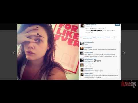 """Romina Carrisi si confessa """"In America ho fatto la cameriera in uno strip club"""""""
