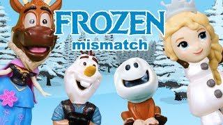 Frozen Mismatch | WigglePop
