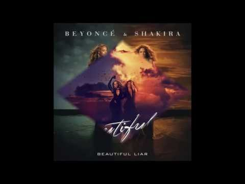 Beyoncé, Shakira ~ Beautiful Liar [Instrumental by Shaki fan]