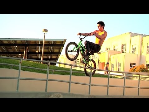 BMX STREET: JACOB CABLE MONSTER MASH BEHIND THE SCENES