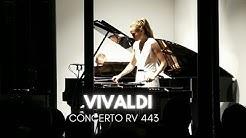 'Concerto in C Major RV 443', Antonio Vivaldi, Adélaïde Ferrière, Matthieu Cognet
