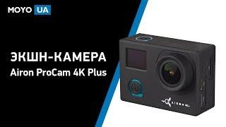 Обзор экшн-камеры Airon ProCam 4K Plus