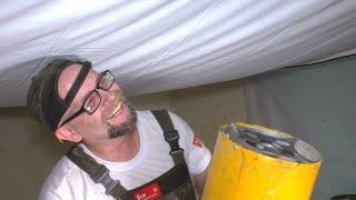 видео Натяжной потолок своими руками