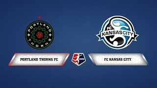 Portland Thorns FC vs. FC Kansas City - July 13, 2014