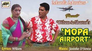 Mopa Airport - Wilson & Sharon