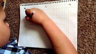 How to draw Geronimo Stilton.