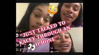 JANIA BANIA SINGS NBA YOUNGBOY NEW SONG ABOUT THEIR SON, KACEY ON IG LIVE! 👀😍 (4 SONS OF A KING) Video