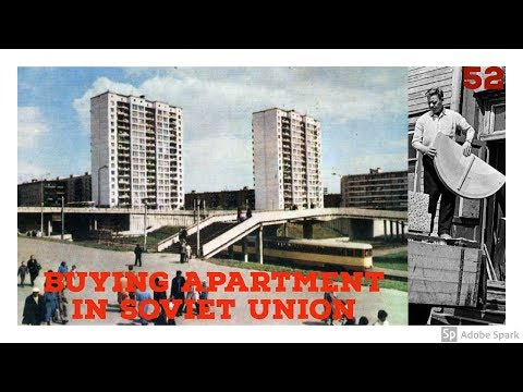 LIFE IN USSR 51. Soviet mortgage. How my family struggled to buy an apartment in 1980