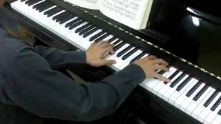Piano Masterpieces No.76 Grieg Papillon (butterfly) (p.167) 葛利格 蝴蝶