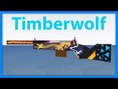 [OUTDATED] Unturned All Workshop Timberwolf Skins thumbnail