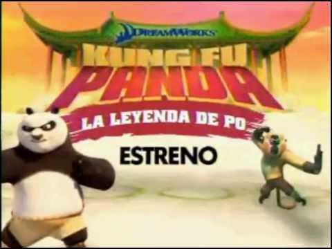 Kung Fu Panda:La Leyenda de Po Promo