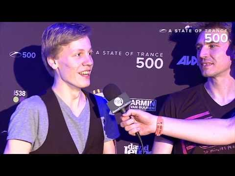 ASOT 500 Video Report - Interview with Juventa & Signum