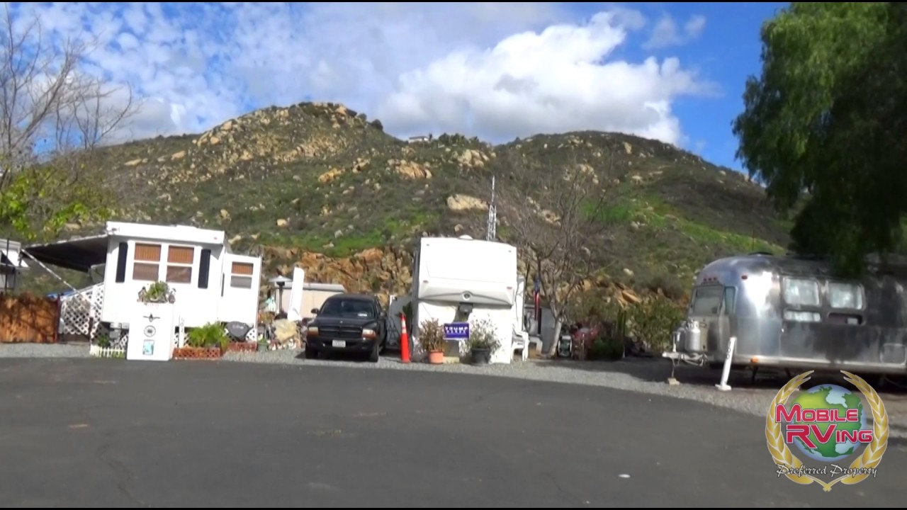 All Seasons Rv >> All Seasons Rv Park Escondido California Youtube
