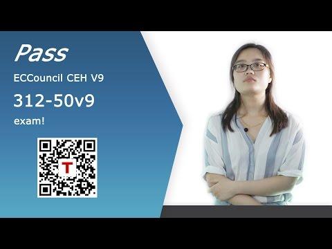 [Testpassport] Offer ECCouncil CEH V9 312-50v9 exam dumps 312-50v9 questions