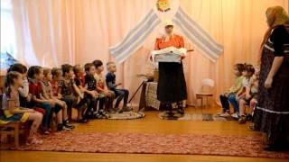 Плотникова Галина Владимировна «Праздник первого снега», с.Верх-Иньва