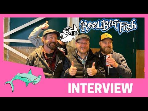 Reel Big Fish Talk Reels, Sharks & Sandwiches | Reel Big Fish Interview