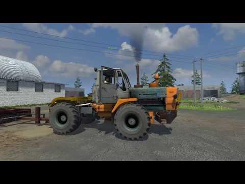 Возвращение в прошлое Farming Simulator 2013