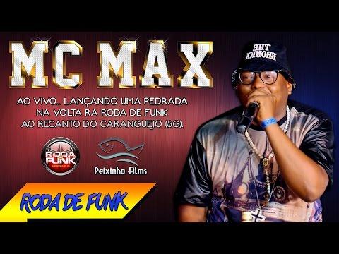 MC MAX :: Ao vivo lançando a musica do verão