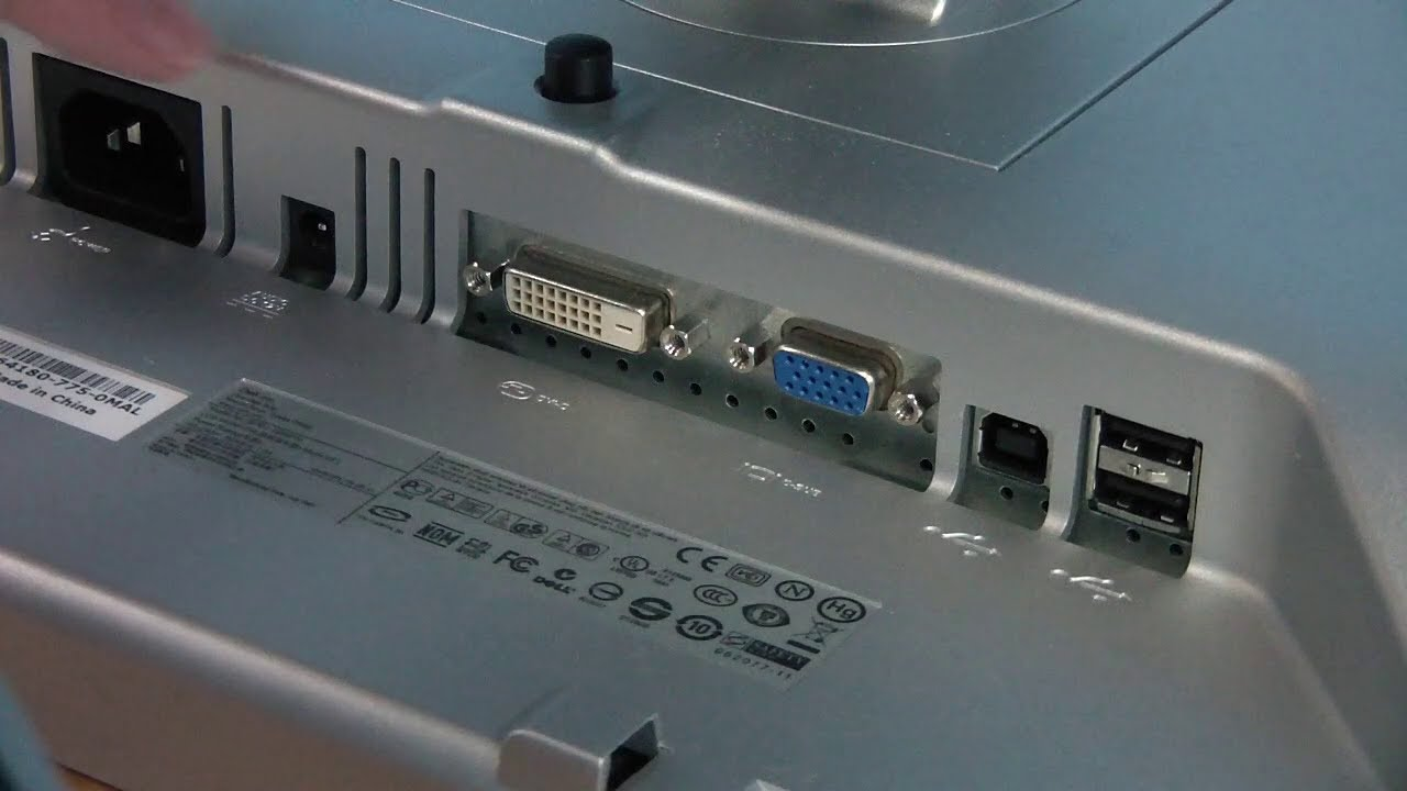 DELL 1704FPV DIGITAL DRIVERS PC
