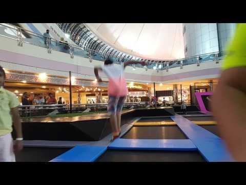 Bounce in abu dhabi marine mall