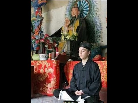 French priest aims to promote Taoism worldwide