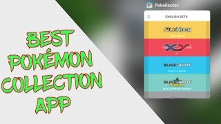 BEST APP For Android And IOS Keep Track Of Your Pokemon Collecton!!!