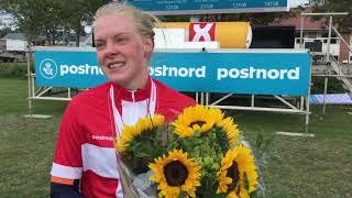 Louise Norman Hansen vinder DM-guld i enkeltstart