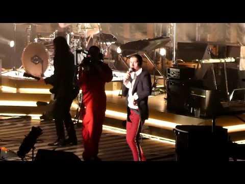 Arctic Monkeys Cornerstone Live Arena Birmingham 15 September 2018