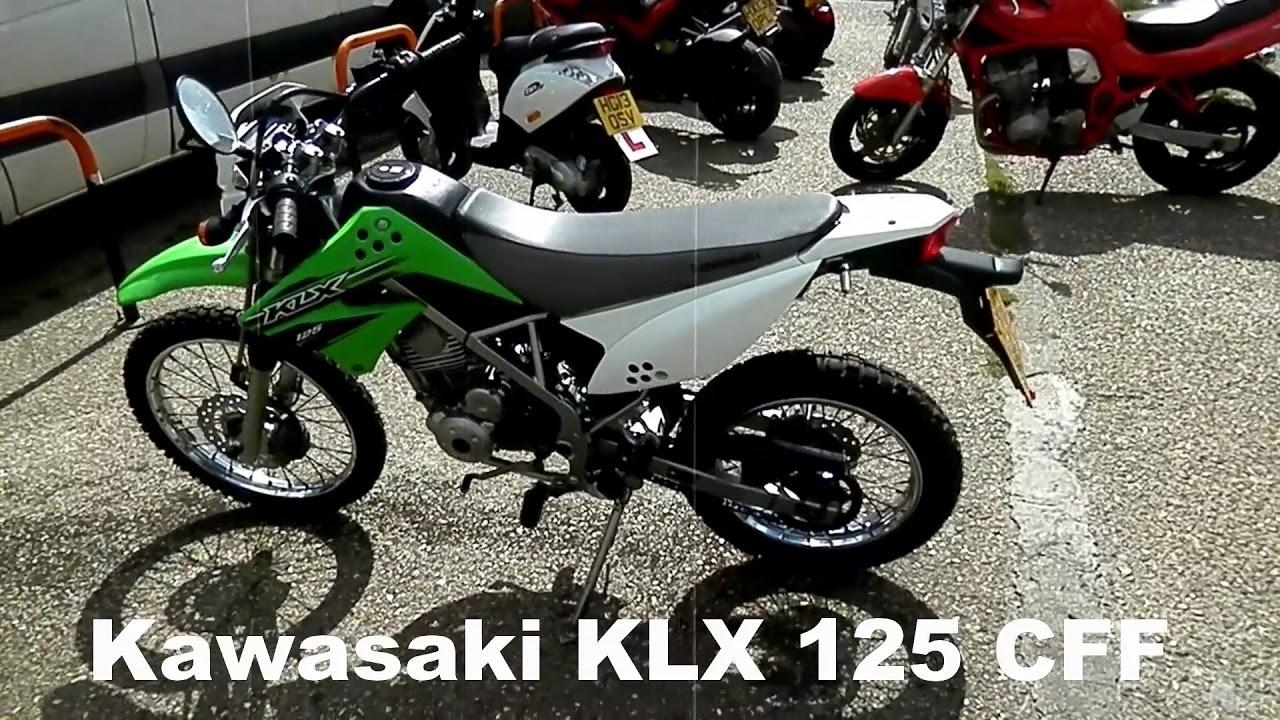 Kawasaki KLX 125 CFF Walkaround
